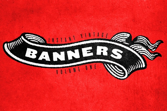 BANNERS VOL. 1 - Objects