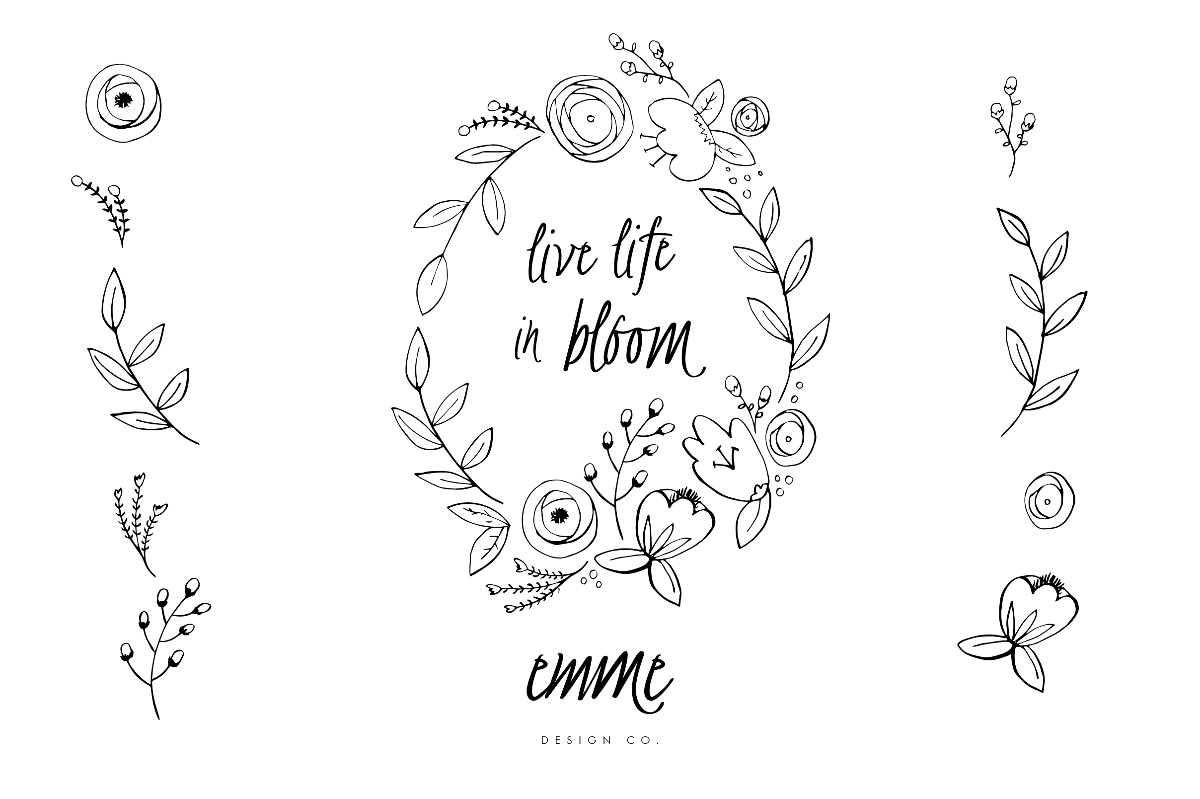 25383 Hand Drawn Floral Wreath additionally Vintage Frame Rsvp besides Royalty Free Stock Image Doves Love Image14583476 furthermore Border Bridal also New Monograms For 2013. on wedding invitions