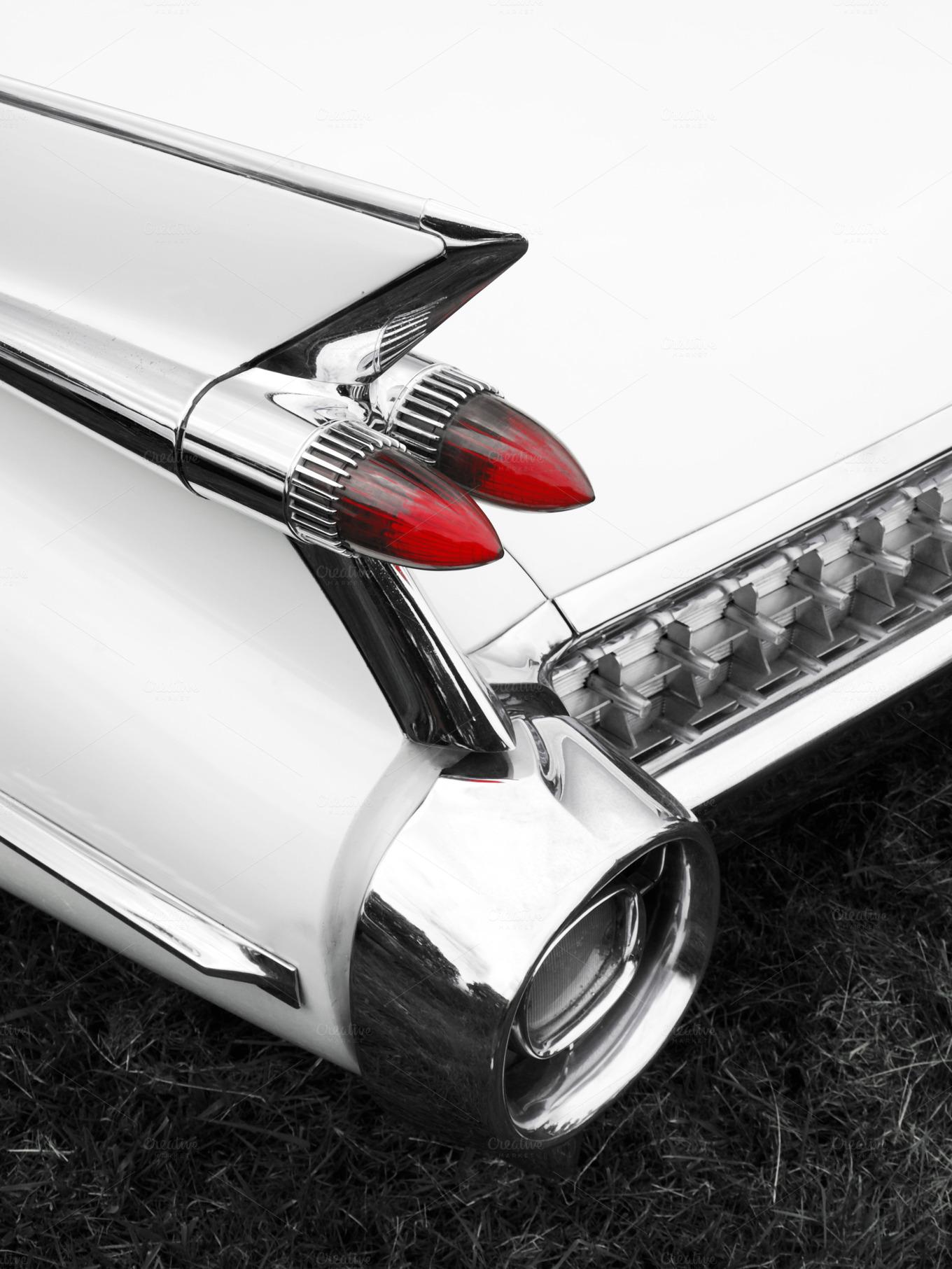 Classic Car Tail Lights