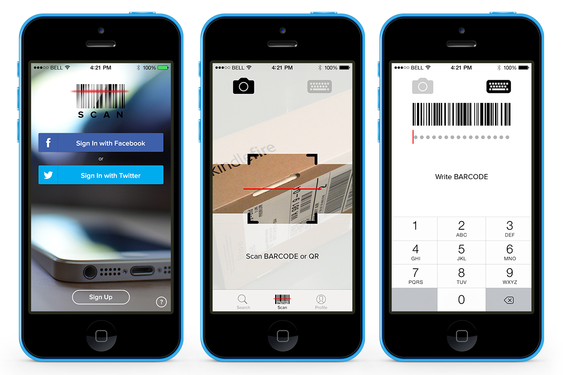 Barcode Scanner App Iphone