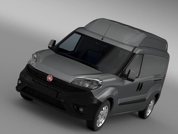 Fiat Doblo XL (263) 2015