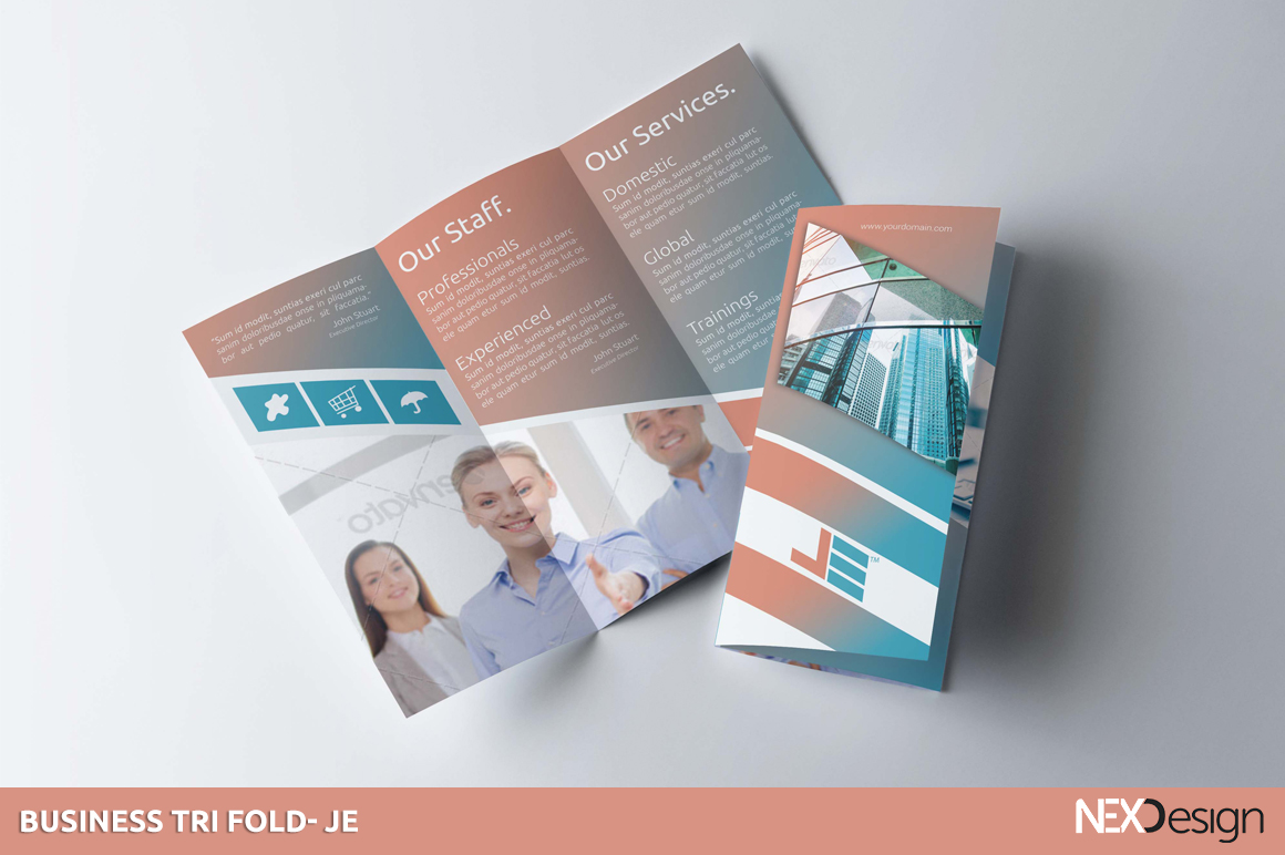 business tri fold brochure templates - business tri fold brochure je brochure templates on