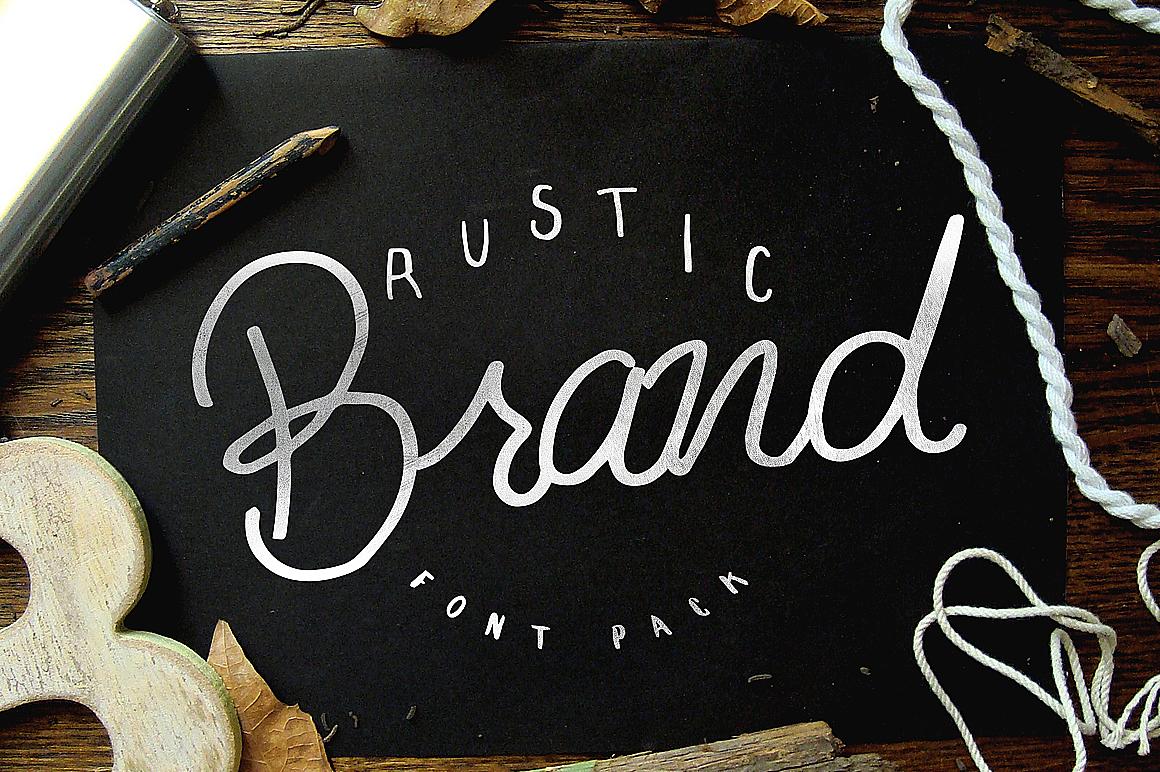 rustic brand