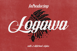 Logawa Script (OFF 30%)
