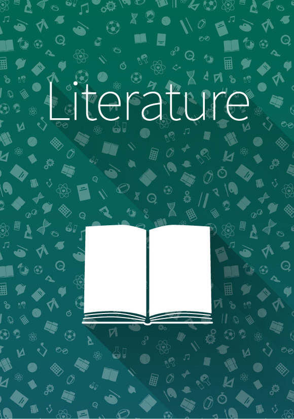 §іover Literature On Green