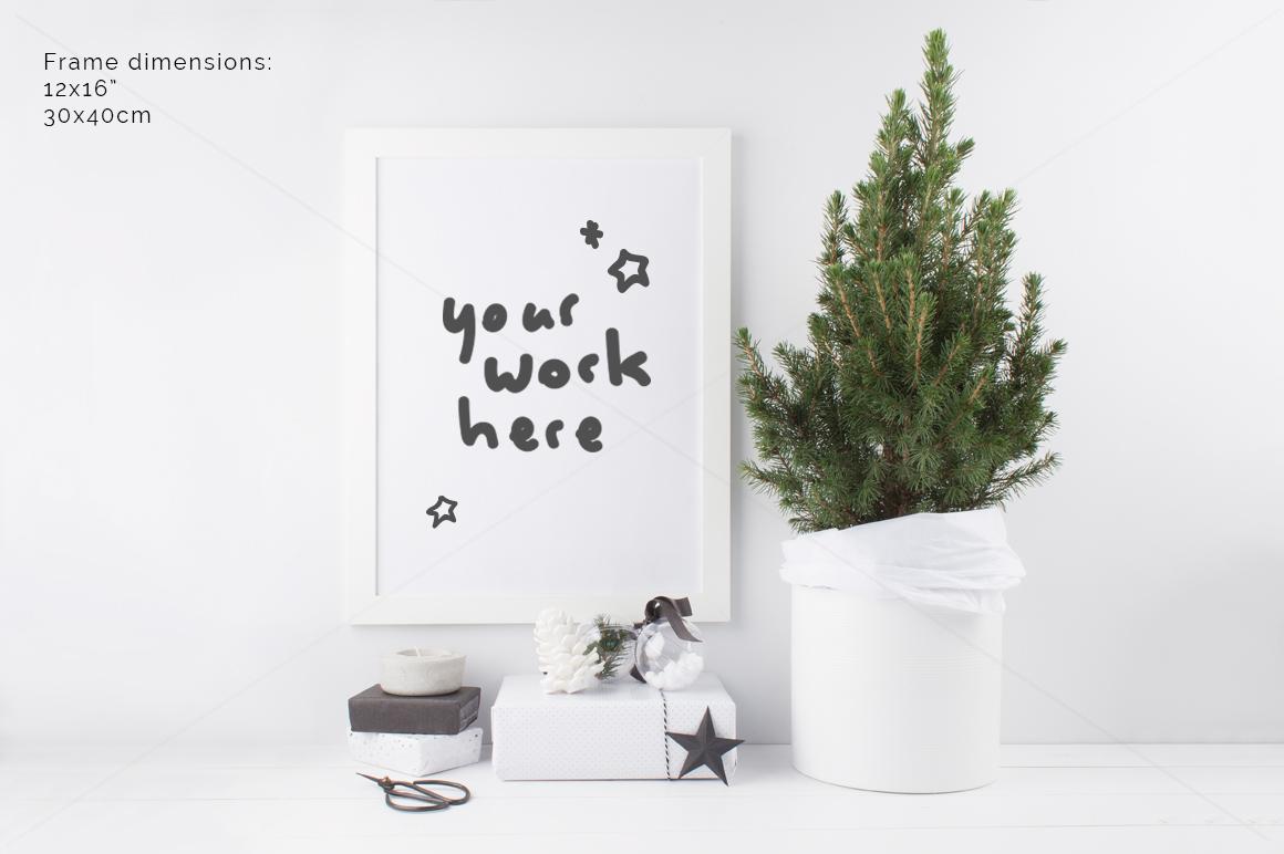 Christmas Wedding Invitations Templates