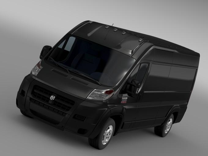 Ram Promaster Cargo 3500 HR 159WB