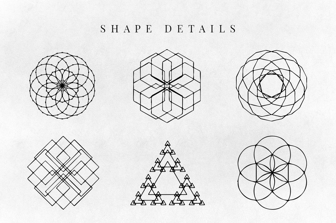 Fluid Geometric Shapes ~ Illustrations on Creative Market