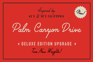 Palm Canyon Drive [UPGRADE]