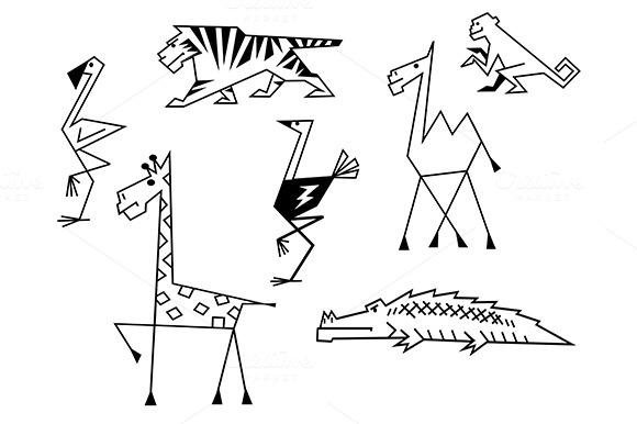 African Savanna Animals