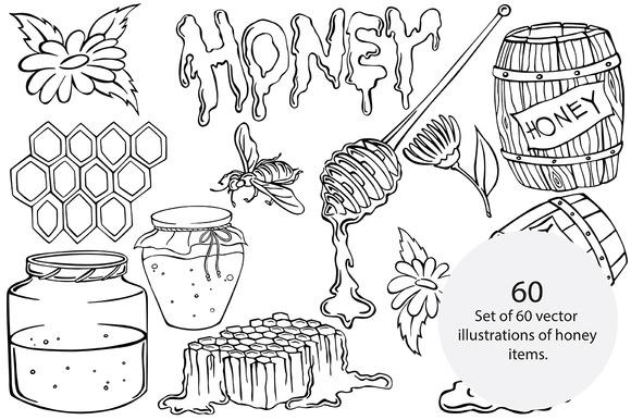 Honey Elements