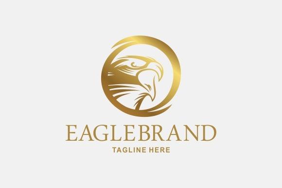 eagle brand logo logo templates on creative market