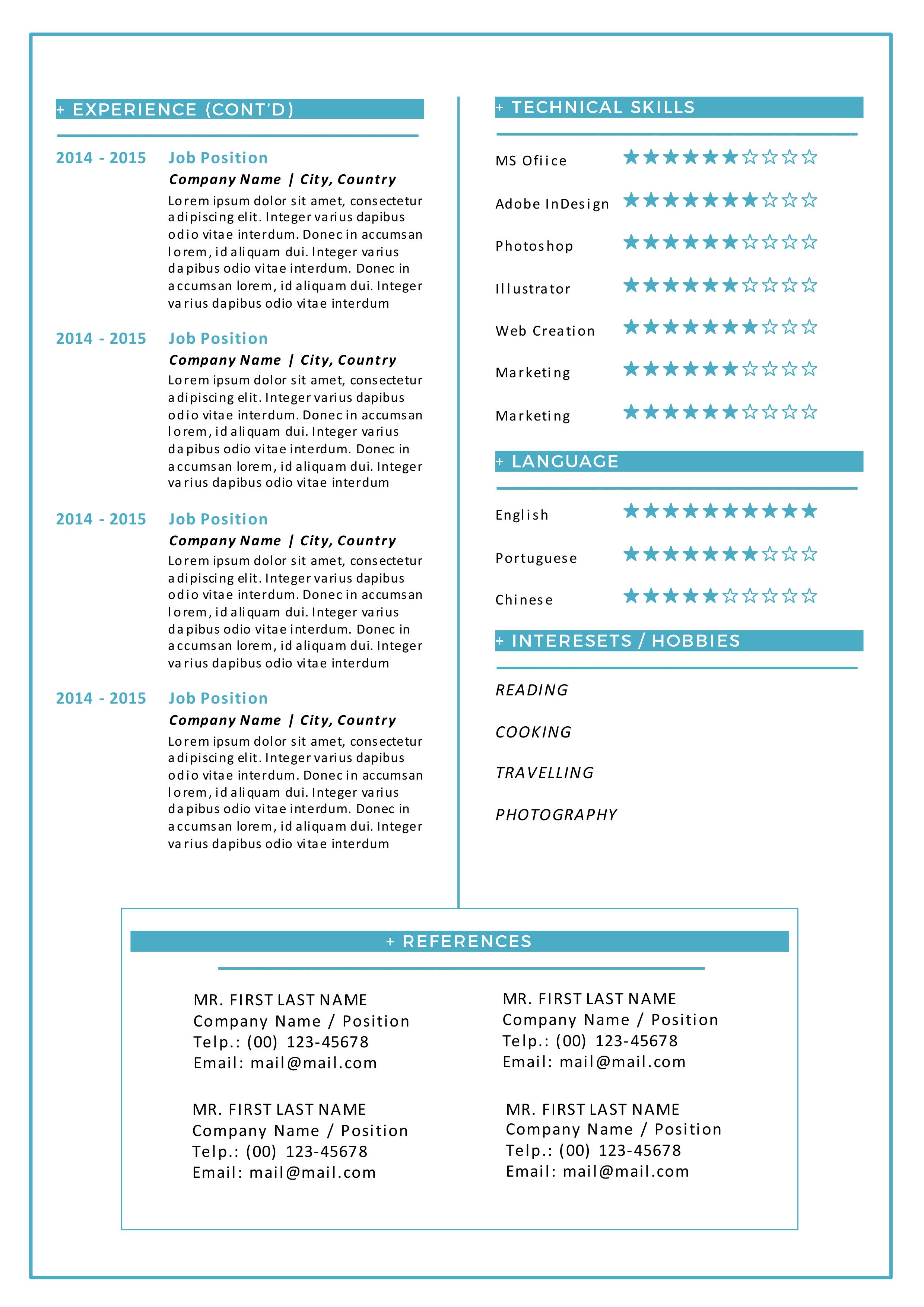 Sample cover letter for job resume sample retail cover letter modern resume templates docx to make recruiters awe psdkey cover letter cover letter cv sample for yelopaper Choice Image