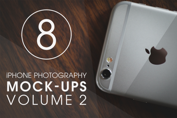 CM - iPhone Photography Mock-Ups [Vol. 2] 409866