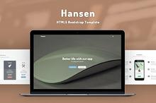 Hansen - HTML5 Template