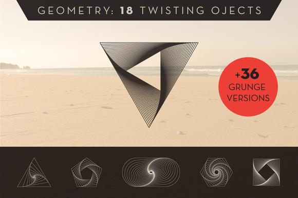 Geometry 18 Twisted Objets
