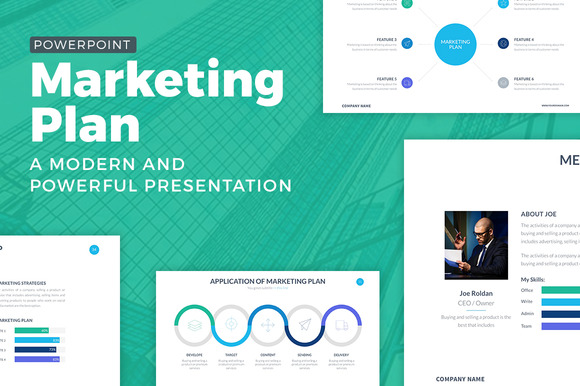 presentation of e marketing plan proposal Project 1 - business proposal (powerpoint)  save your presentation 4  e) make up some revenue and expense values and.