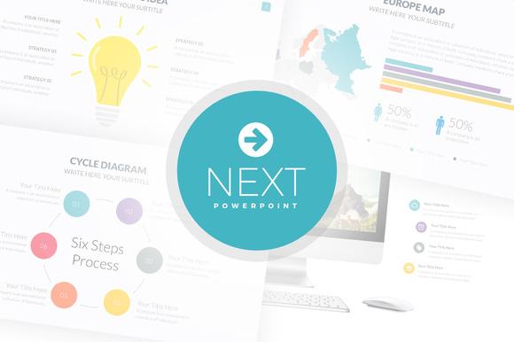 50 Stunning Presentation Templates – IDEADECO