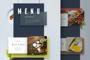 Menu and Presentation UI-Graphicriver中文最全的素材分享平台