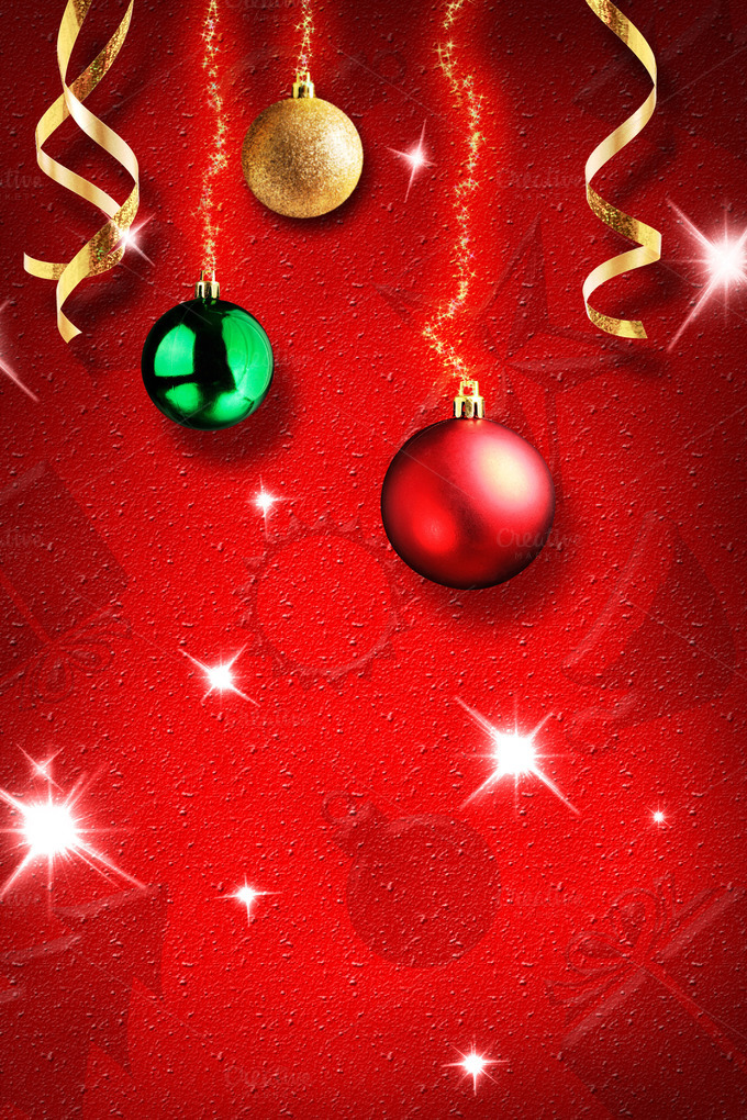 Children xmas background vertical ~ Holiday Photos on ...