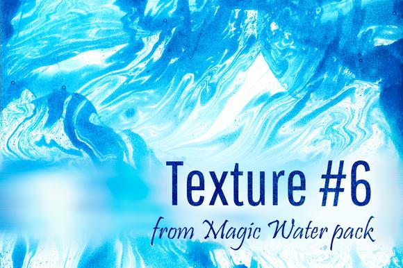 Magic Water. Texture #6 - Textures