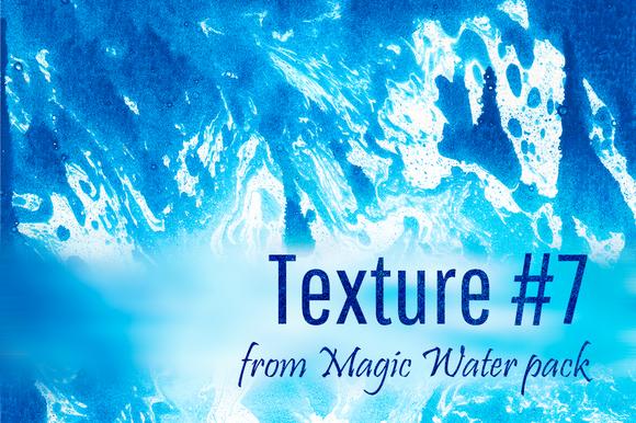 Magic Water. Texture #7 - Textures