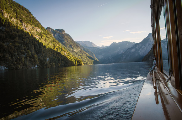 Boat Trip At Koenigssee Pack