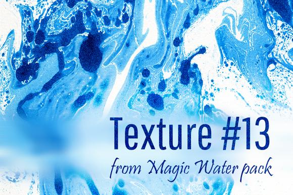 Magic Water. Texture #13 - Textures