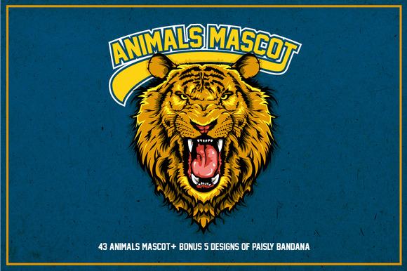 Animals Mascot