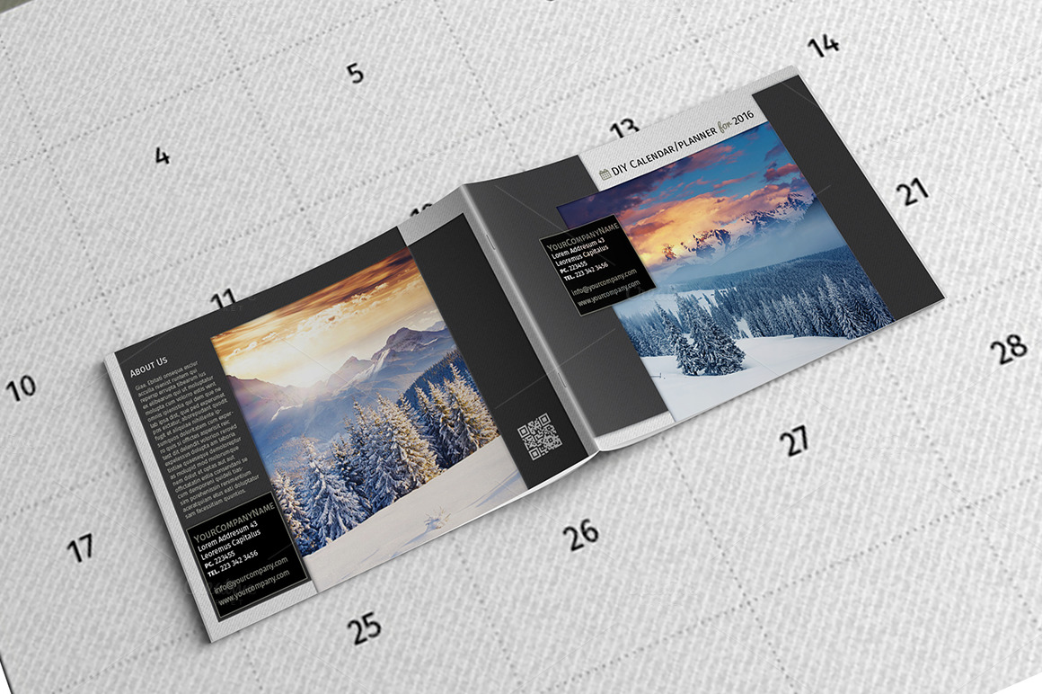 Diy Calendar Planner Template : Diy planner calendar template templates on