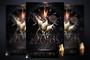 NYE New Year Flyer 海报PSD-Graphicriver中文最全的素材分享平台