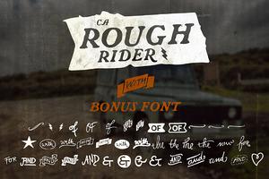 CA Rough Rider