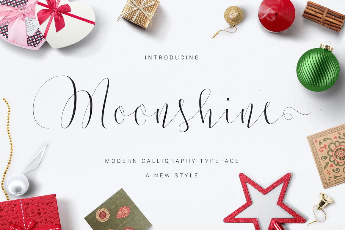 Moonshine Script - Script - 1