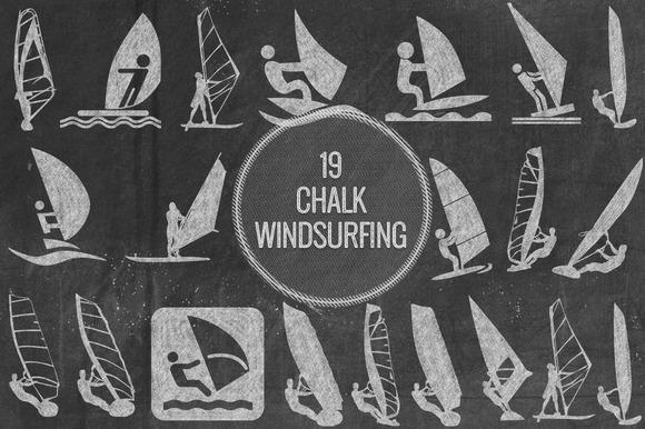 Chalk Windsurfing