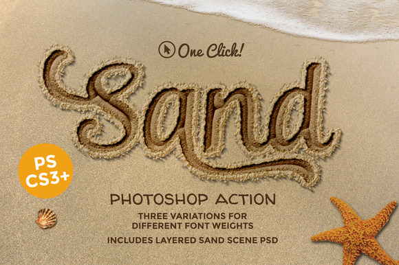 Fotografía De I Love You Escrito En La Arena De La Playa: 20 Photoshop Text Effects That'll Blow Your Mind