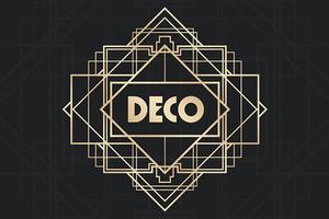 Art Deco Badges