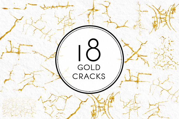 Gold Cracks