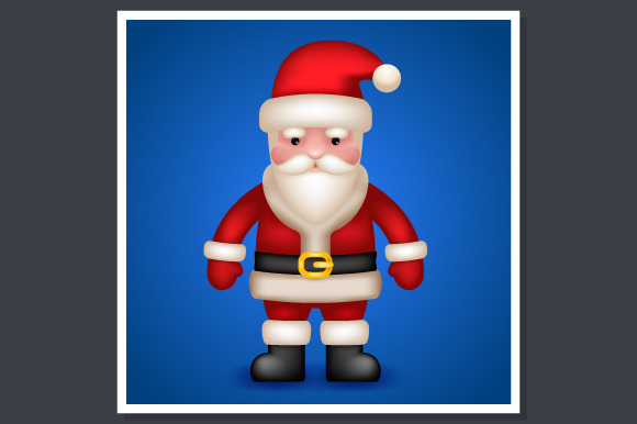 Santa Claus New Year Father Frost