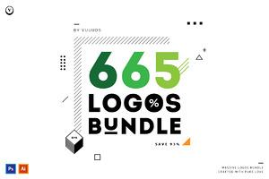 665 Logos Bundle