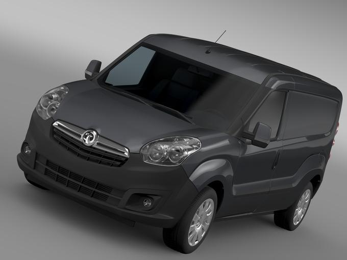 Vauxhall Combo H1L2 Cargo 2015