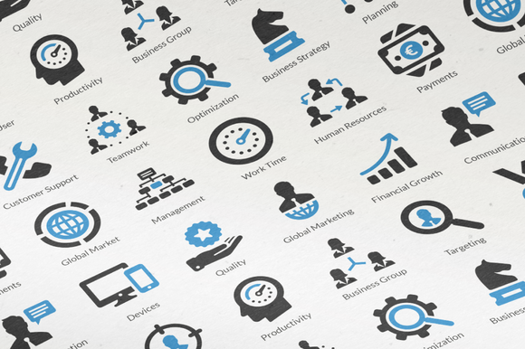 20 Business Icons Vol. 3 - Icons