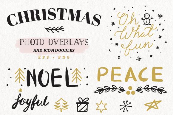 Christmas Overlays Icons