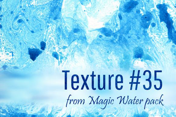Magic Water. Texture #35 - Textures