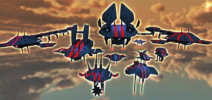 OMICRON FLEET: TASK FORCE