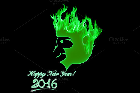 Fire Monkey Symbol 2016