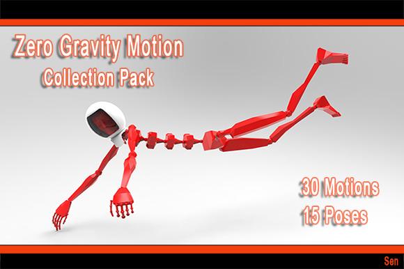 Zero Gravity Motion Pack
