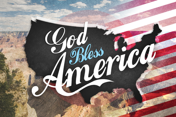CM - God Bless America Patriotic Bundle 437558