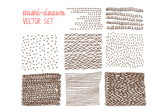 Hand-drawn Textures