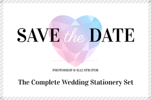 The Complete Wedding Stationery Set