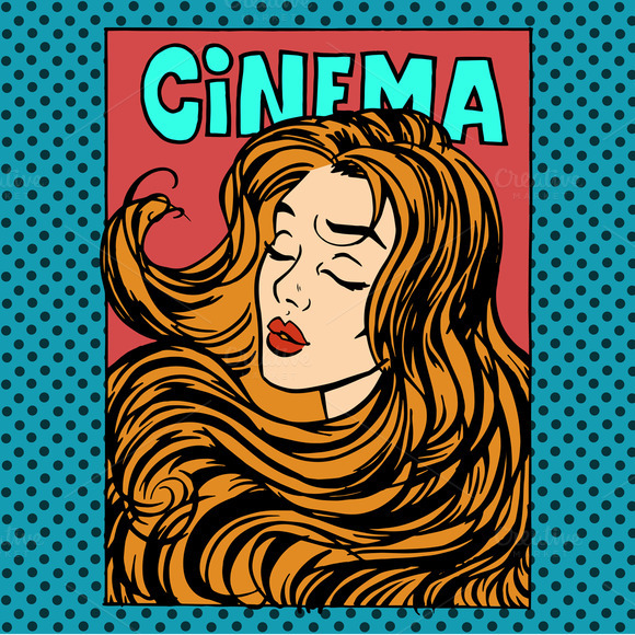 Movie Poster Woman Actress Heroine